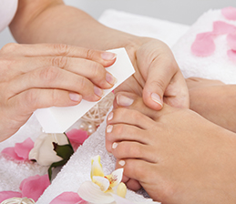 Pedicure List
